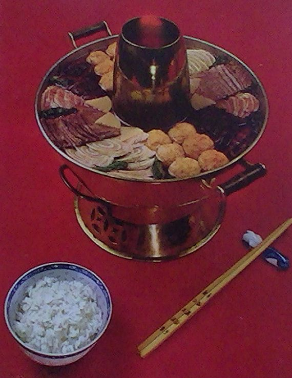 Chinese Cooking Foods of the World Time Life Books Emily
