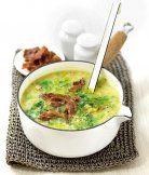 Krémová polévka s kapustou
