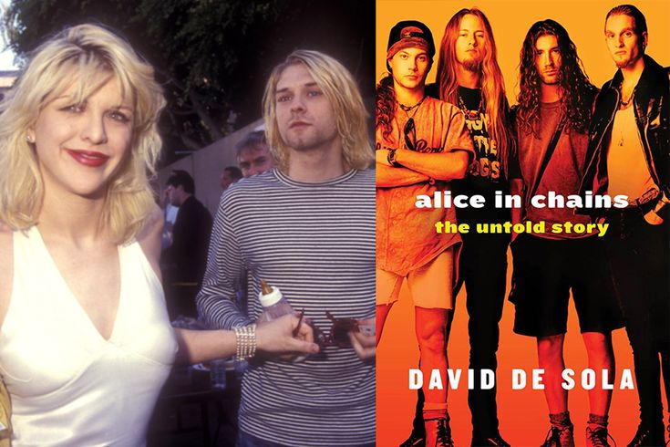 Generally when conspiracy theories about Kurt Cobain's death are tossed about, his wife is often alleged to have played a nefarious part (like in the melodramatic docudramaSoaked in Bleach). But now, new information suggests that Love herself had doubts about the Nirvana frontman's suicide — information that has weirdly enough come to light in a new book about grunge peers Alice in Chains. Alice In Chains: The Untold Story, by David De Sola, claims that Love contactedLayne Staley's…