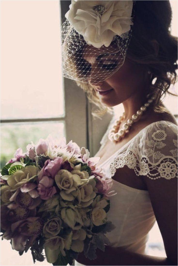 Classy bride look