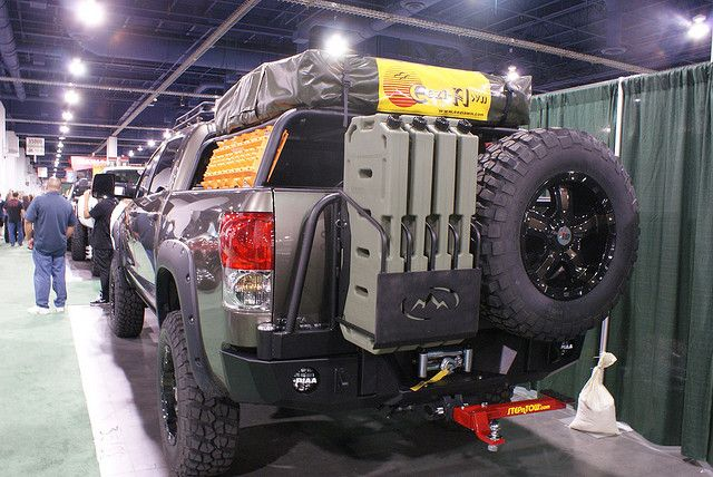 Expedition One Fuel Tanks 4runner Overland Build