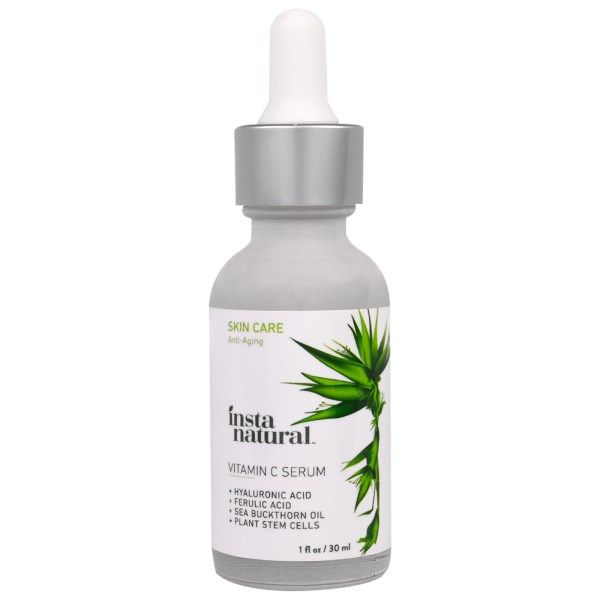 InstaNatural, витамин С в сыворотке крови, Anti-Aging, 1 жидкая унция (30 мл)