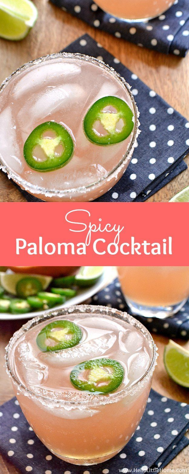 17 best ideas about tequila mixed drinks on pinterest for Simple tequila mixed drinks