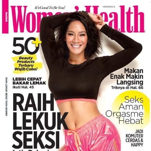 WOMEN'S HEALTH INDONESIA MARET 2016 #buku #majalah #sewabuku #sewamajalah #perpustakaan
