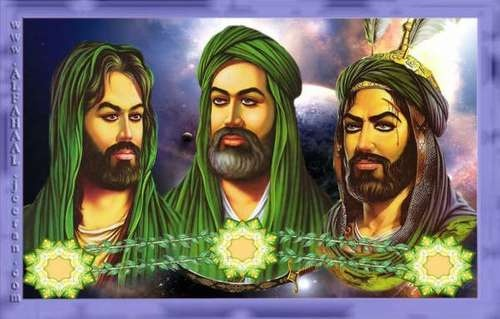 These are some of the pictures of Hazrat Ali r-z , Hazrat Hassan R-z , Hazrat Hussain , Hazrat Abbas & Hazrat Ali Akbar