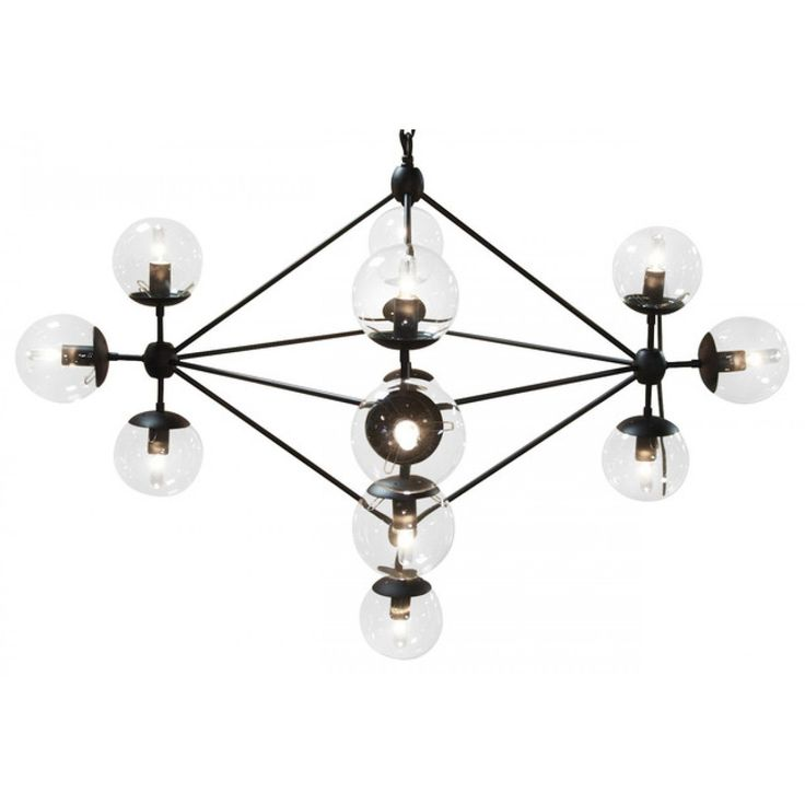 pluto chandelier small salle d 39 exposition montr al luminaire quincaillerie chandeliers. Black Bedroom Furniture Sets. Home Design Ideas