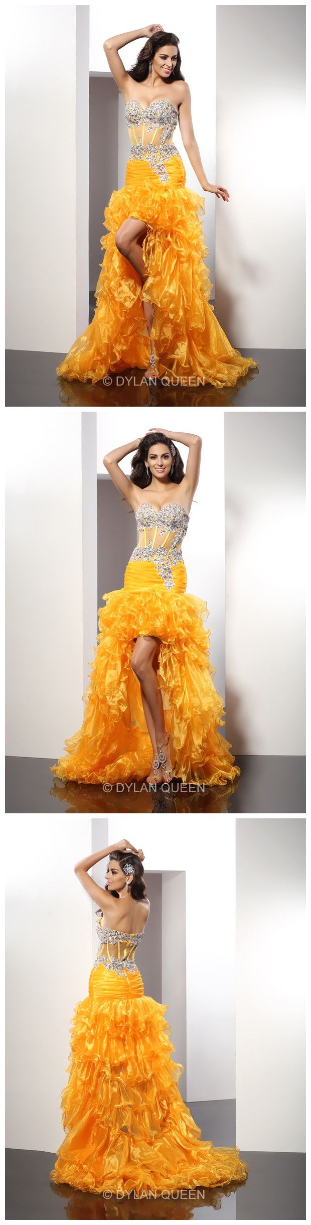 sooooo #awesome! what do u think? gorgeous? lovely? sexy? @dylanqueen show you more and more fashionable dress!