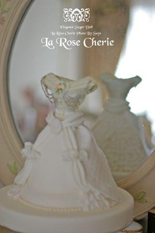 デコレーション教室 La Rose Cherie(ラ・ローズ・シェリー) -エレガンス・シュガードール