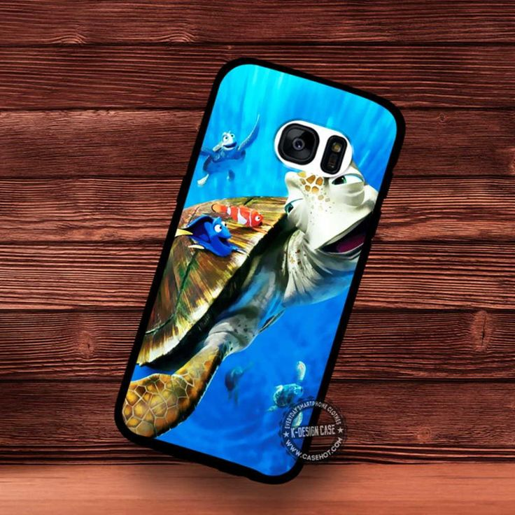 Finding Nemo Movie - Samsung Galaxy S7 S6 S5 Note 7 Cases & Covers