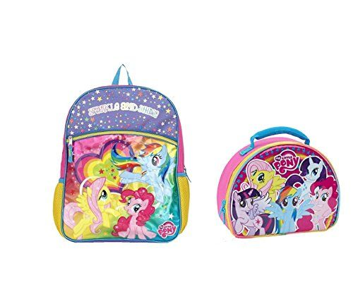 25 best ideas about my little pony backpack on pinterest - Sparkle and shine cartoon ...