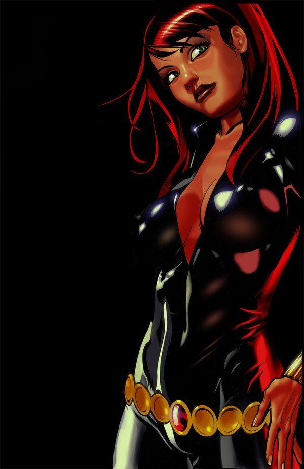 Black Widow by ~LOPEZMICHAEL on deviantART