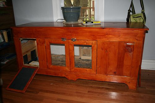 Free Rabbit Hutch Plans Online Woodworking Projects Amp Plans