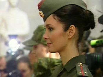 Soviet Military Girls   nice this russian army girl looks like an air hostess she can fly my 3 ...