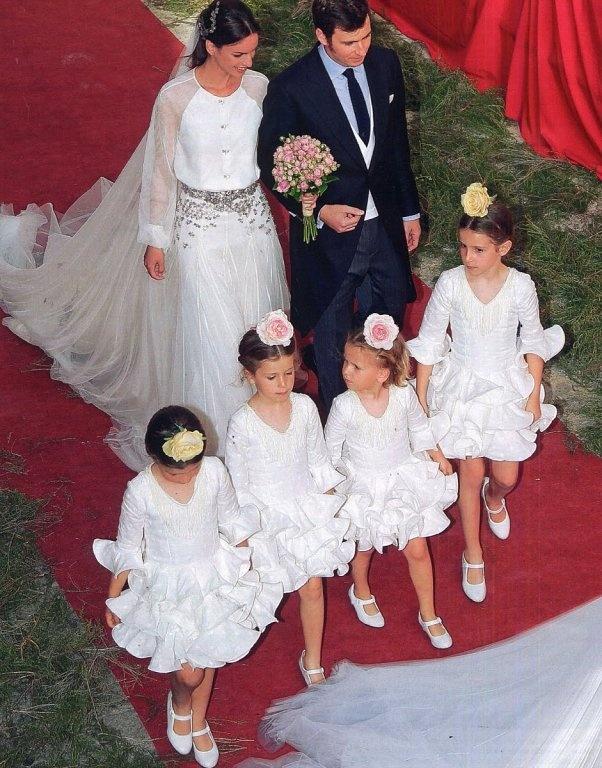 Boda con toque flamenco de Mercedes Peralta | Preparar tu boda es facilisimo.com