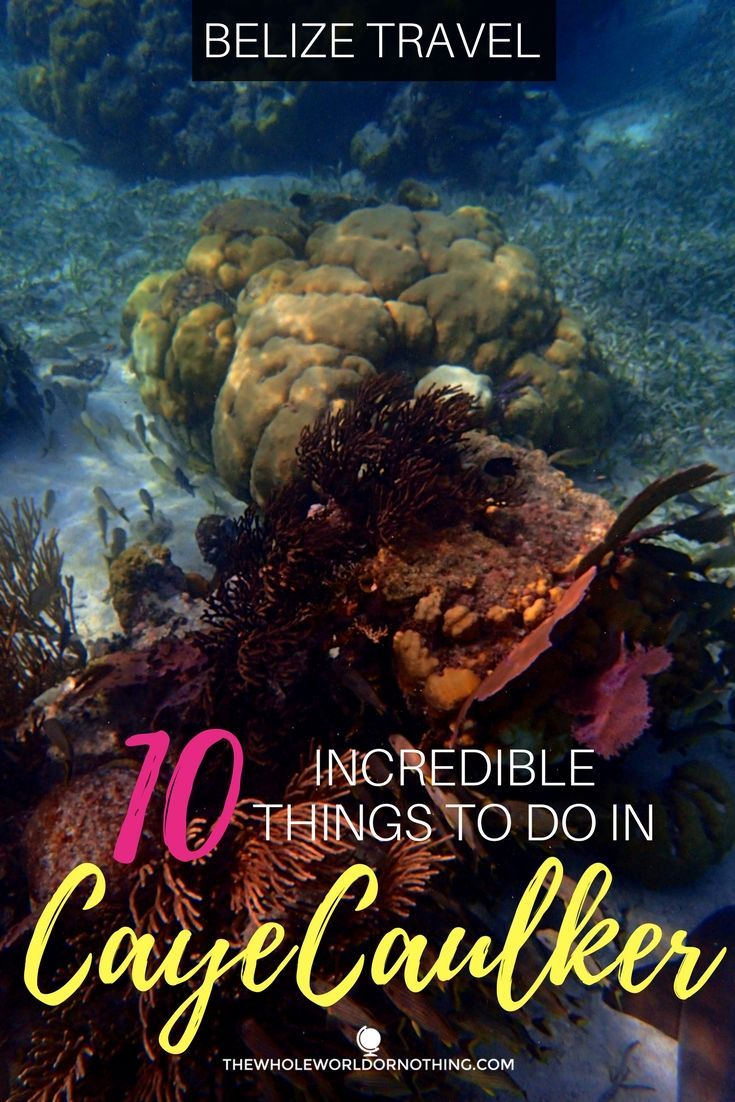 10 Unmissable Things to Do in Caye