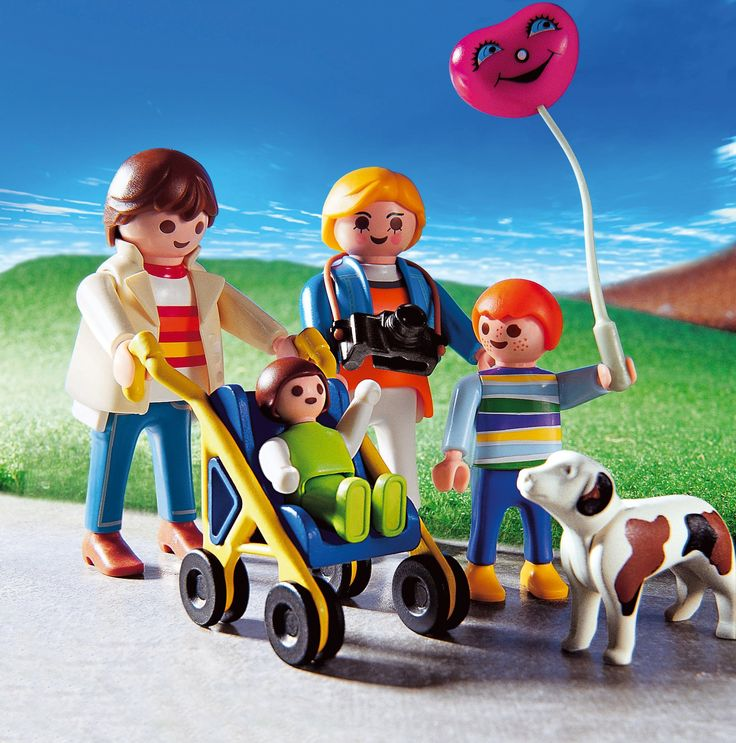Family Playmobil