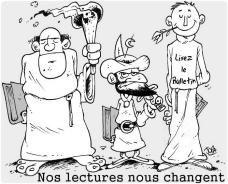 jopa - lisez le bulletin municipal de Saint-Martial de Valette dans le Périgord vert