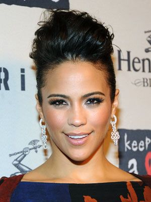 I f*cking LOVE her!!! So friggin' pretty & talented!!! Eeek! Paula Patton