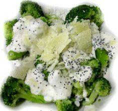 Broccoletti con salsina bianca alla noce moscata - Tutte le ricette dalla A alla Z - Cucina Naturale - Ricette, Menu, Diete