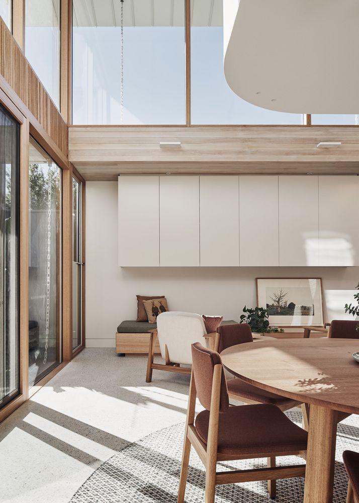 Gallery Of Lantern House Timmins Whyte Architects 1 In 2020 House Architecture Design House House Extension Design