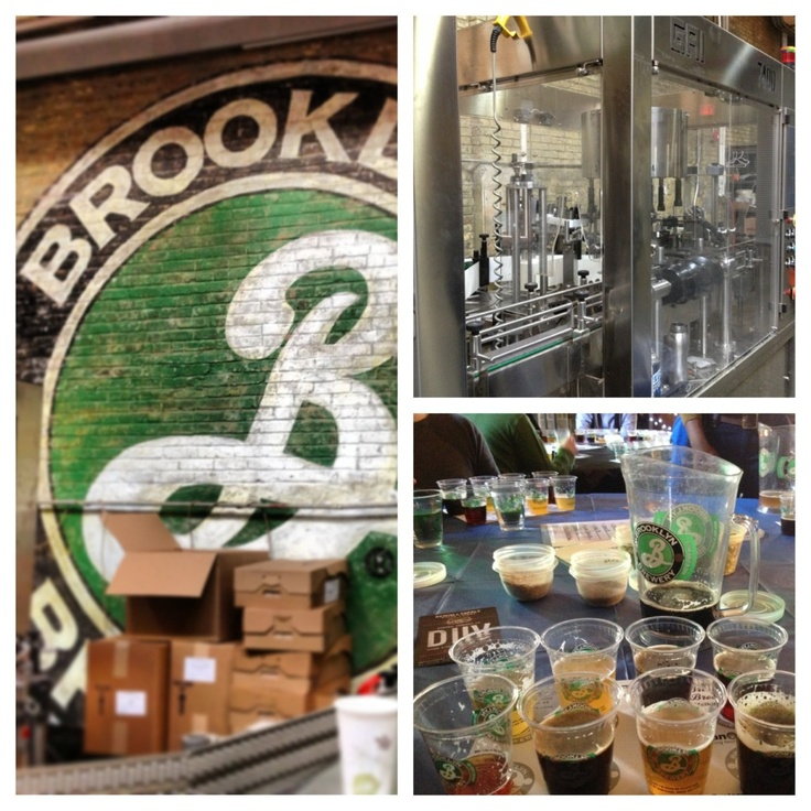 urban oyster: brewed in brooklyn beer tour