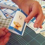 Juego Tablas de Multiplicar - Recursos para imprimir - Flashcards - Propiedad Conmutativa -App Jugar Kely