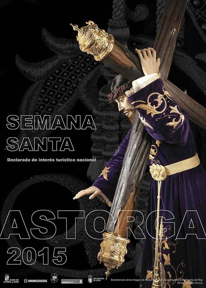 SEMANA SANTA EN ASTORGA, 2015