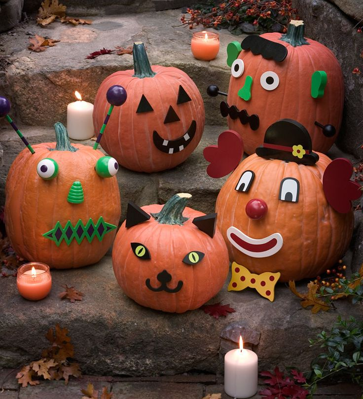 pumpkin decorating kits decorating halloween ideas decorating decor ...