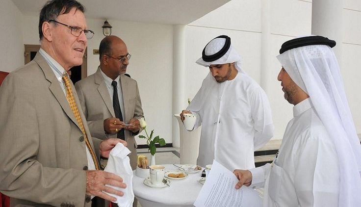 Protocolo de negocios en Emiratos Árabes Unidos