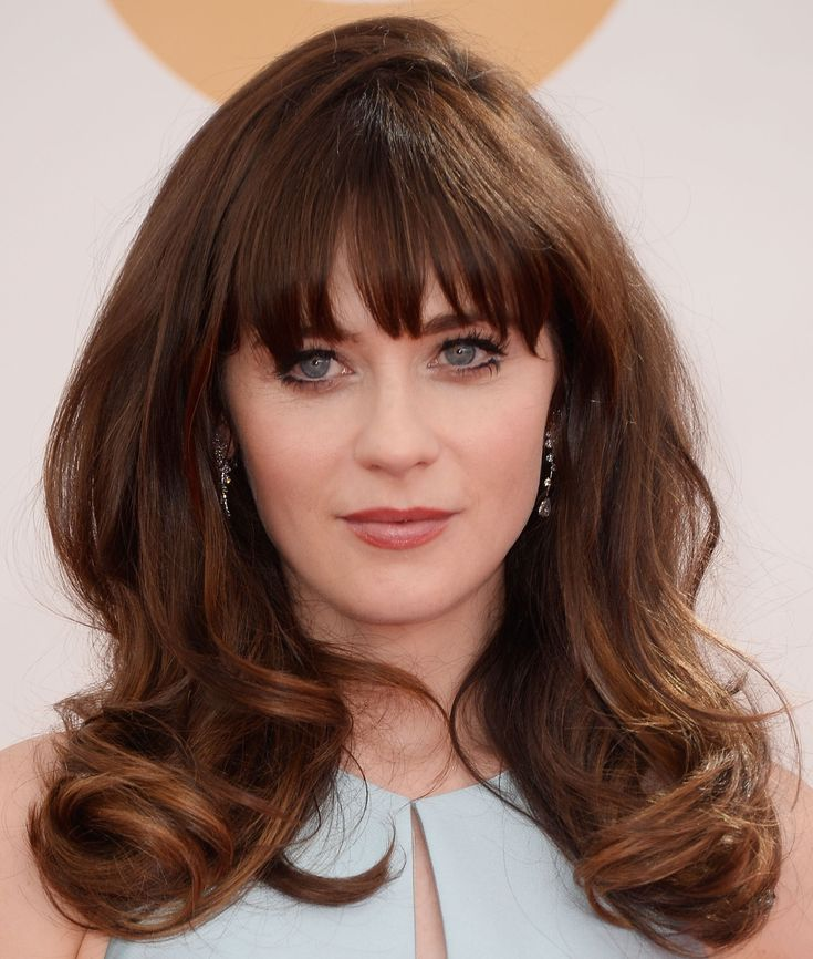 hair style for school die besten 25 zooey deschanel makeup ideen auf 6452