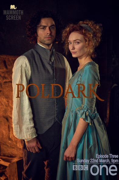 You are cordially invited to Poldark ep 3! - Poaching, passion and @RobinPoldark too!