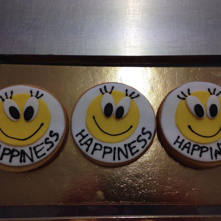 Biscotti felicità