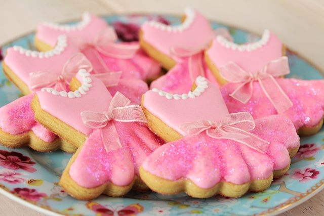 Glaseado resistente para galletas - Postreadicción