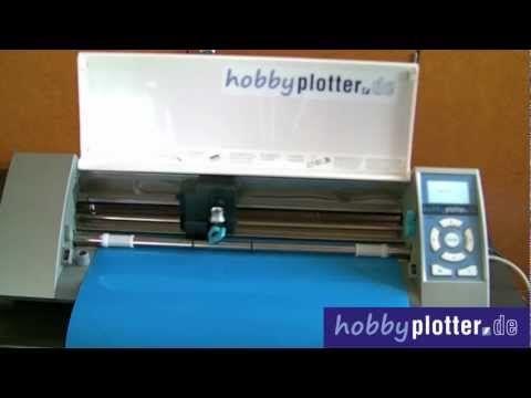 Nachzeichnen einer Papierzeichnung in Silhouette Studio und schneiden aus Vinyl mit dem Hobbyplotter Silhouette Cameo. So wird z.B. ein Wandtattoo selbstgemacht. Mehr dazu auf http://hobbyplotter.de