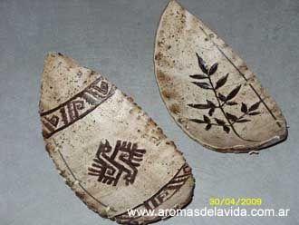 Diseños etnicos con porcelana fria o papel mache