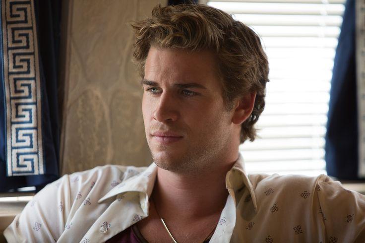 Liam Hemsworth in Empire State