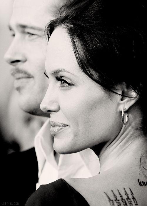 Brad & Angelina ❤