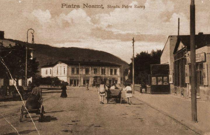 Piatra Neamt - Hotel Regal - 1912