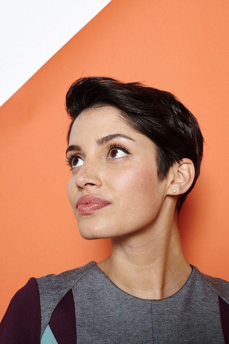 17 best coiffure coupe courte femme images on pinterest short films haircut short and short. Black Bedroom Furniture Sets. Home Design Ideas