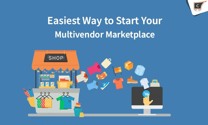 Easiest Way to Start Your Multivendor Marketplace (or,Amazon Like