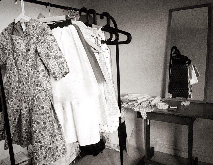 Atelier couture robes filles et fillettes