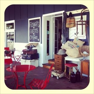 'The Twigdom' (Twig & Grace, Cooroy, QLD, AU). A favourite coffee hang + cool antique bits http://www.facebook.com/pages/Noosa-Weddings-by-Twig-Grace/100804769989466