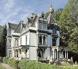 Batcheller Mansion, Saratoga, NY