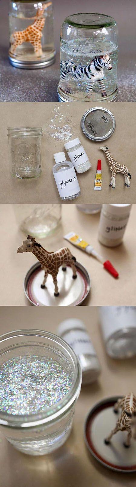Diy Beautiful Jar Craft