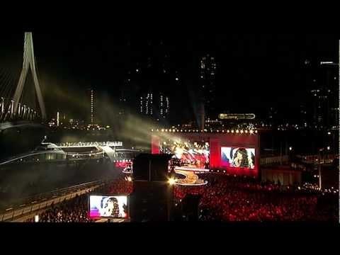 The Passion 2012 - Afscheid nemen bestaat niet - Berget Lewis