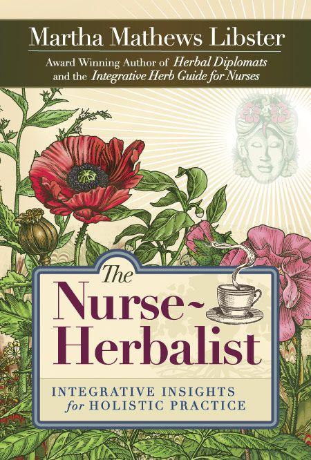 Nurse-Herbalist, finally was able to purchase this book with my spring semester order.  I was introduced to this book by a professor who teaches holistic care and herbal therapy.  Fantastic book!