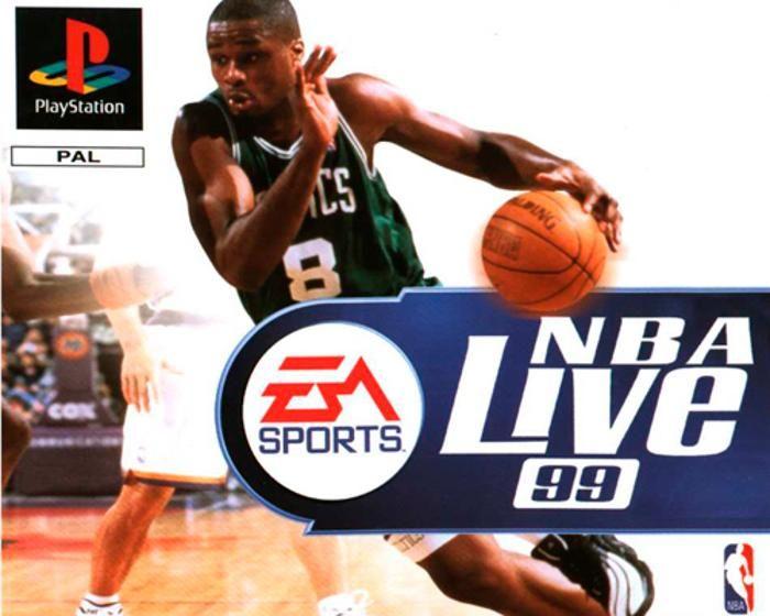 Antoine Walker, NBA Live 99.