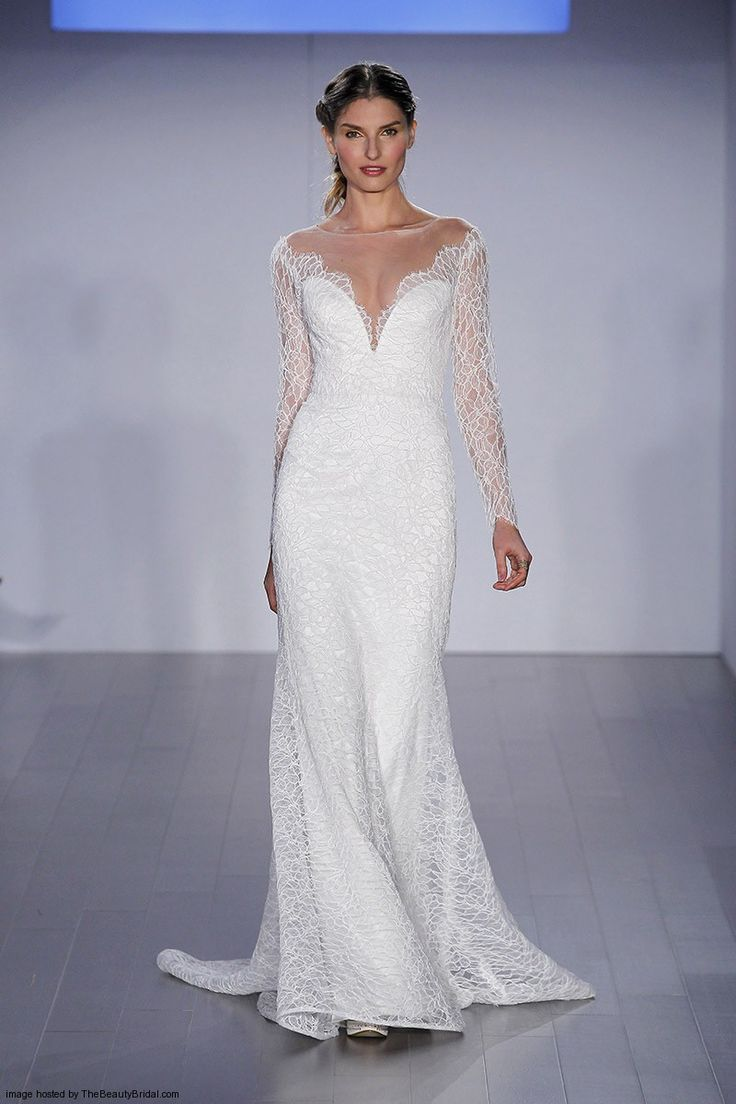 Jim Hjelm Wedding Dresses Fall 2015 Collection | Wedding Dress | Hairstyles | Bridal Beauty