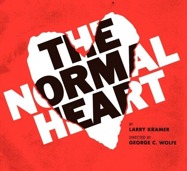 The Normal Heart by Larry Kramer | 32 Plays You Need To Read Before You Die