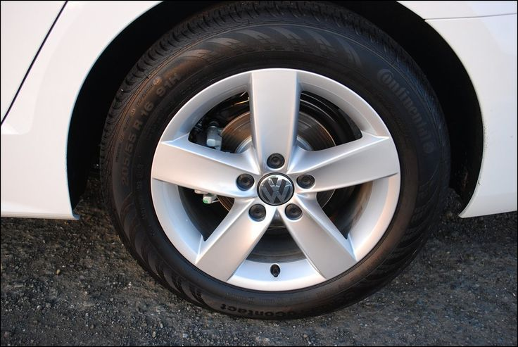 Volkswagen Jetta Tire Size